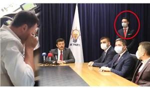 Lüks araçta uyuşturucu aldığı görüntüleri ortaya çıkan AKP'li Kürşat Ayvatoğlu gözaltına alındı