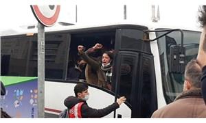 Boğaziçi protestoları: 46 öğrenci serbest bırakıldı, 6 üniversitelinin gözaltı süresi uzatıldı