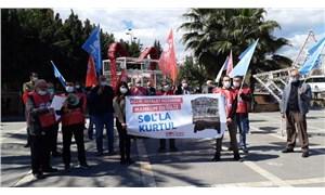 SOL Parti Adana: Kısa çalışma ödeneğini asgari ücret düzeyine çekerek devam ettirin