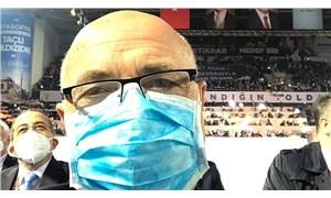AKP kongresine katılan vekil koronavirüse yakalandı