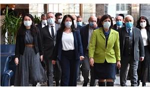 HDP'de kapatmaya karşı yeni önlemler masada