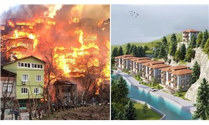 Artvin'de yanan köyde inşa edilecek yeni konutların projeleri hazırlandı