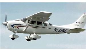 Meksika'da Cessna 206 tipi uçak düştü: 2 ölü; 2 yaralı