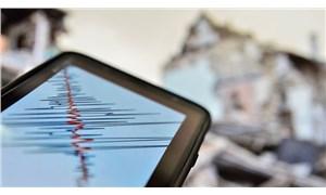 Datça'da 4,1 büyüklüğünde deprem