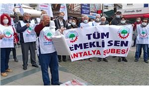 """""""Emeklinin yastık altından ödenmemiş faturalar çıktı"""""""