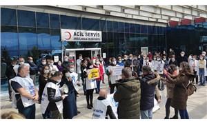 Sağlık emekçileri hak isyanında