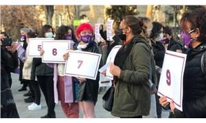 Kadınlar Beşiktaş'ta bir araya geldi: Kazanımlarımızı tek adamın sözüne bırakacak değiliz!