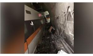 Tayvan'da tren raydan çıktı: Çok sayıda ölü ve yaralı