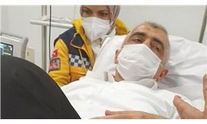 Salih Gergerlioğlu: Babam, Sincan Ceza İnfaz Kurumu'na götürüldü
