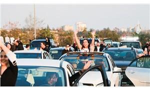 Karnaval otomobil konseriyle başladı