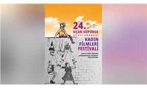 Uçan Süpürge Uluslararası Kadın Filmleri Festivali'nin afişi yayınlandı