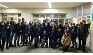Boğaziçi'ne destek veren Kocaeli Üniversitesi öğrencilerine soruşturma açılmasına tepki