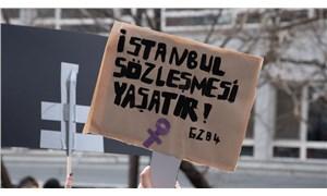 Denizli'de İstanbul Sözleşmesi eylemine katılan 4 mülteci hakkında sınır dışı kararı verildi
