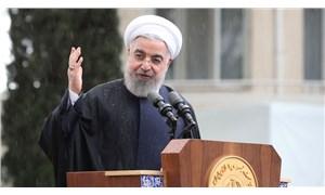Ruhani: ABD nükleer konusunda bize 'doğrudan müzakere yapabiliriz' dedi, bu İran'ın zaferidir
