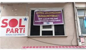 Gözaltına alınan SOL Parti Artvin İl Başkanı serbest bırakıldı