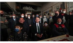 Sinoplu esnaf, Kılıçdaroğlu'na dert yandı: Sıkıntılar diz boyu