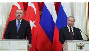 Erdoğan'la görüşen Putin'den 'Montrö Sözleşmesi' vurgusu