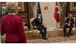 Michel'in ofisinden 'koltuk krizi' açıklaması: Toplantı odası bize gösterilmedi