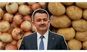 Pakdemirli: Patates ve soğan alıp ihtiyaç sahibi ailelere bedelsiz dağıtacağız