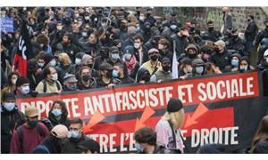 Paris'te ırkçılık ve aşırı sağ, binlerce kişi tarafından protesto edildi
