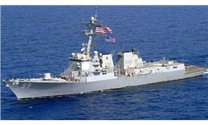 Rusya'dan, Boğazlar'dan geçecek ABD savaş gemileri hakkında açıklama