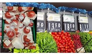 Migros'tan tane ile satılan pahalı domateslere açıklama