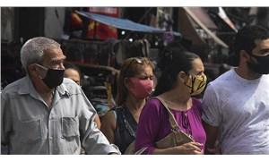 Brezilya'da son 24 saatte Covid-19'dan bin 803 kişi hayatını kaybetti