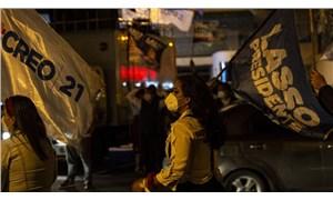 Ekvador'da seçimi, sağcı Lasso kazandı