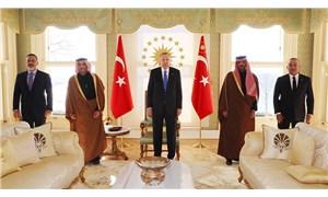 'Sularımız Katar'a peşkeş çekiliyor'