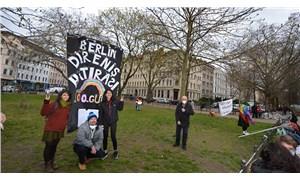 Berlin'de sanatçılardan Boğaziçi direnişine destek