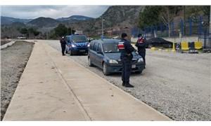 Covid-19 hastası ve temaslı 7 kişi, Sinop'ta katıldıkları cenazeden İstanbul'a dönerken yakalandı