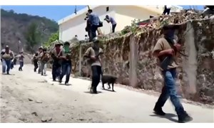 Meksika'da köylüler, uyuşturucu kartellerine karşı silahlanıyor