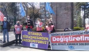SOL Parti Trabzon: 'Ölmek istemiyoruz'dan Cumhurbaşkanına hakaret çıkaran yargıyla mücadelemiz sürecek