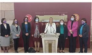 CHP'li kadın milletvekilleri: İstanbul Sözleşmesi'nden çekilen iradeye boyun eğmeyeceğiz