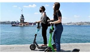 Elektrikli scooter yönetmeliği Resmi Gazete'de: 'Akrobatik hareketler yapmak' yasaklandı