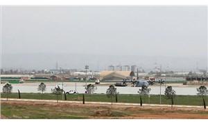 Erbil Uluslararası Havalimanı'na yönelik füze saldırısı düzenlendiği açıklandı