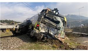 TCDD'den Adana'daki tren kazasıyla ilgili açıklama