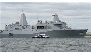 Türkiye'ye bildirdi: ABD, Karadeniz'e gönderilecek savaş gemilerinin Boğazlar'dan geçişini iptal etti