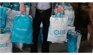 AKP'li belediye, deprem yardımlarını 6 ay saklayıp Ramazan kolisi yaptı!