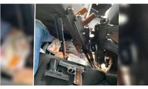 AKP'li isimden ağır silahların fotoğrafıyla emekli amirallere tehdit