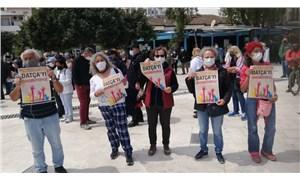 """""""Datça'nın tarihi ve kültürel zenginliklerininrant uğruna yağmalanmasını istemiyoruz"""""""
