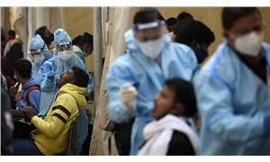 Virüsün yeni tipleri yayılıyor: Hindistan'da günlük vaka sayısı 200 binin üzerinde!