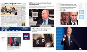 ABD'nin Rusya'ya uyguladığı yaptırımlar dünya basınında nasıl yankı buldu?