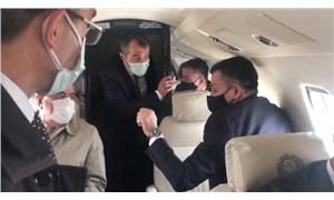 Bakan Pakdemirli'nin uçağı havada arızalandı, zorunlu iniş yaptı