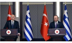 Çavuşoğlu-Dendias görüşmesi dünya basınında: Görüşmeler dostça başladı, gergin sona erdi