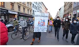 Barınma hakkı için sokaktalar