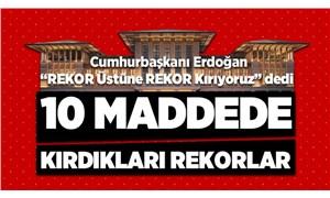 Erdoğan, 'rekorlar kırıyoruz' dedi, SOL Parti, kırılan gerçek rekorları 10 maddede anlattı