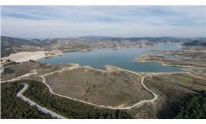 """Gördes Barajı'nda maliyet tasarrufu nedeniyle gerekli önlemler alınmamış: """"Saniyede 2 bin litre su kaçağı var"""""""