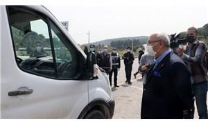 İzmir Valisi Köşger: Vaka sayısında düşüş yok