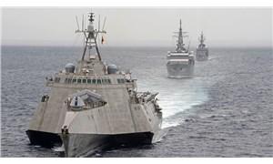 Askeri güç telaşı denizlere taşındı